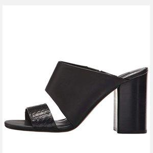 Dolce Vita Rocko slide mule heel 8.5 black
